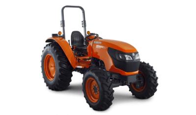 New Kubota M5660SUH Tractor