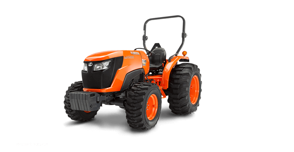 New Kubota MX5200DT Tractor