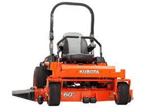 New Kubota Z725KH-60 Mower