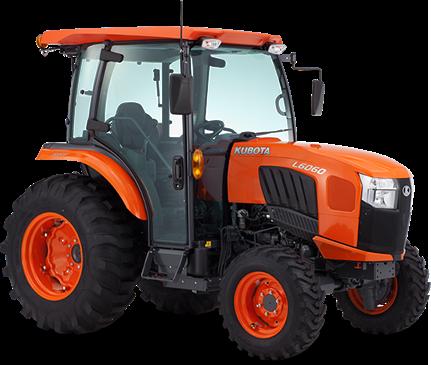 New Kubota L6060HST Tractor