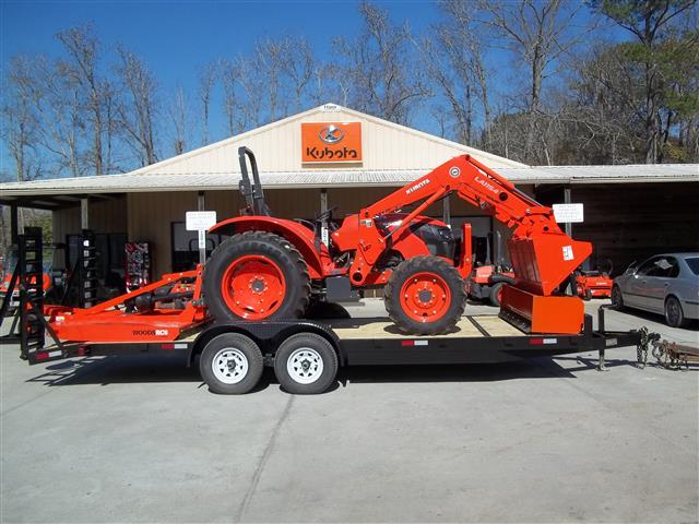 New KUBOTA M5660SUHD TRACTOR PACKAGE #14