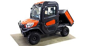 New Kubota RTV-X1100C Orange