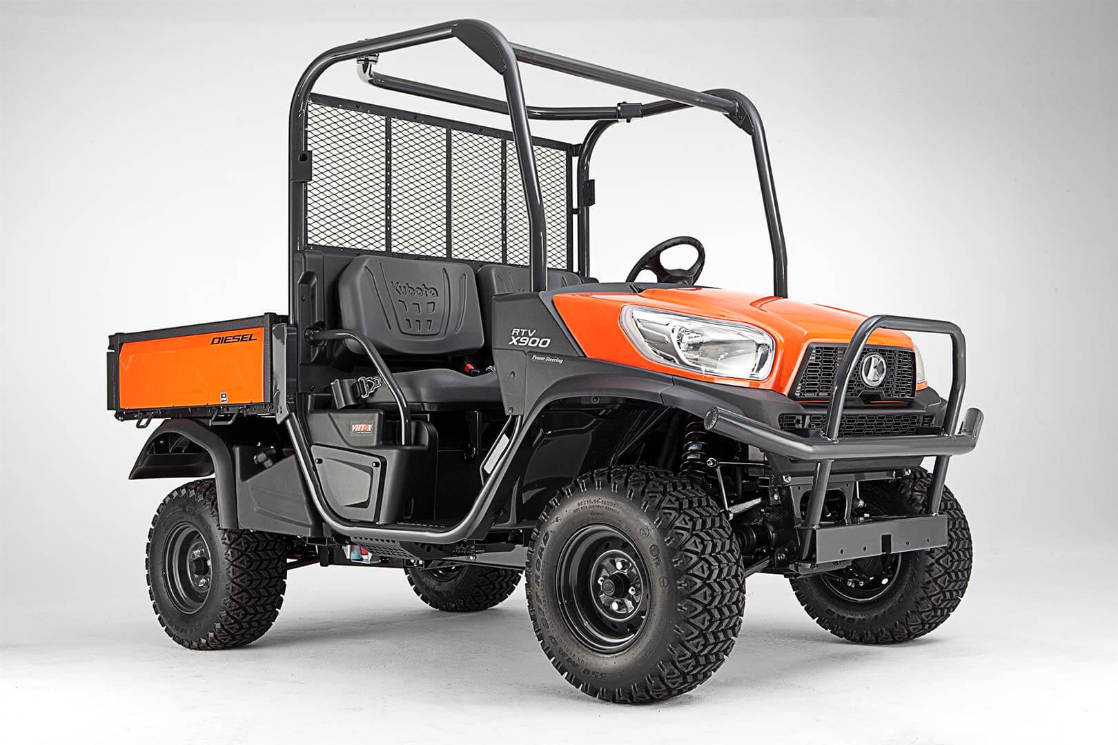 new kubota rtv-x900 worksite orange