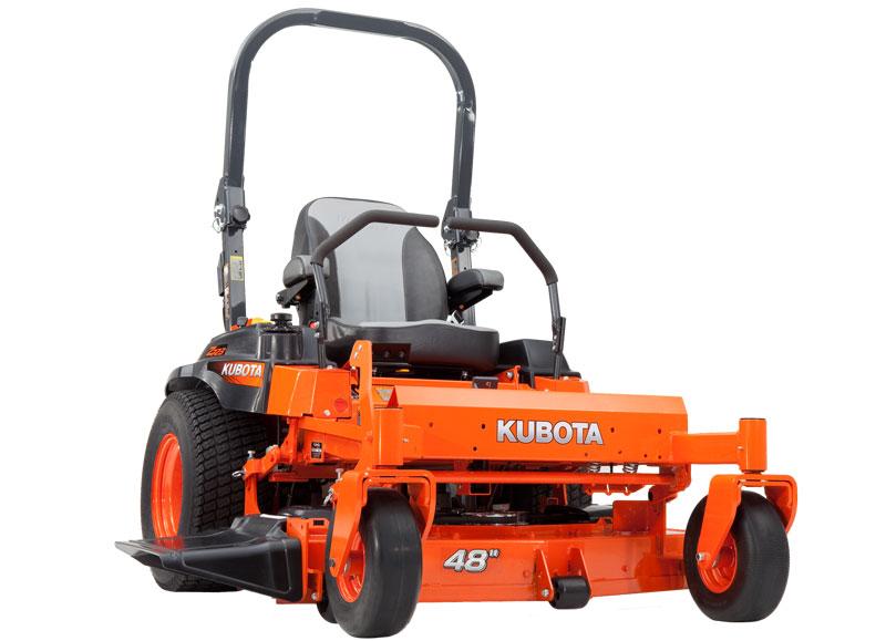 New Kubota Z724X-48 Mower