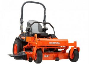 New Kubota Z724KH-54 Mower