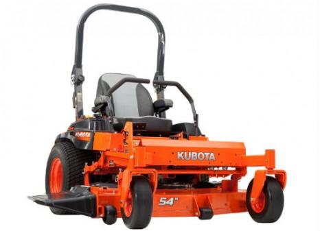 New Kubota Z724KH-54 Mower