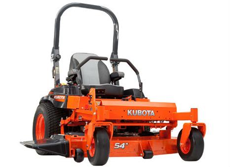 New Kubota Z724X-54 Mower
