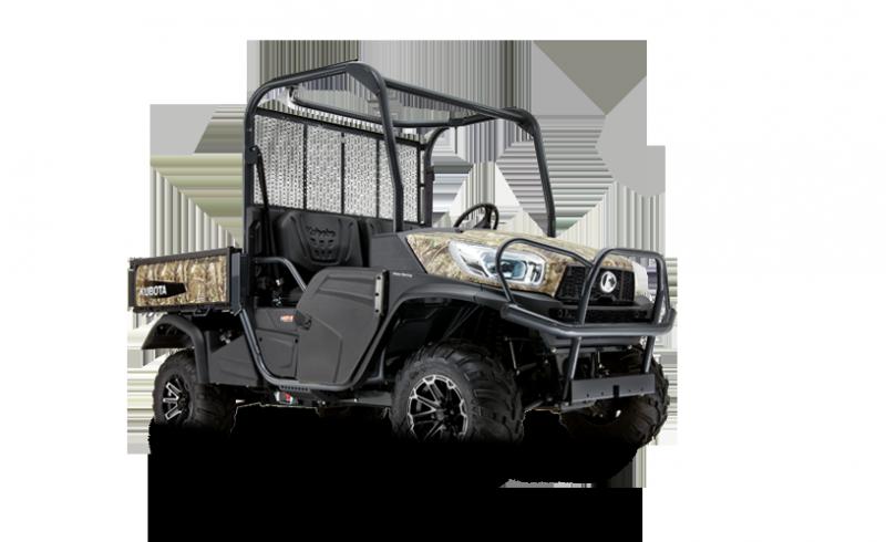 New Kubota RTV-X1140 Camo