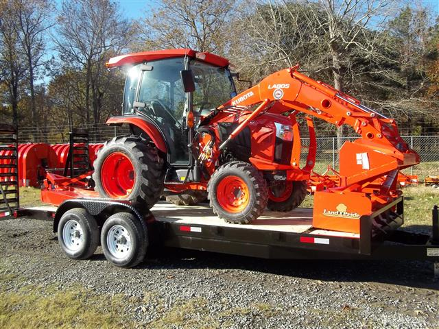 NEW KUBOTA L3560HSTC PACKAGE #48