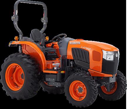 New Kubota L4760HST Tractor