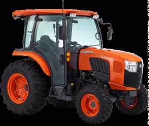 New Kubota L6060HSTC Tractor