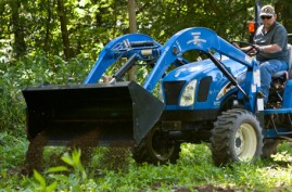 New Woods LS96 Loaders