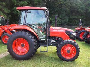 New Kubota M6060HDC Tractor