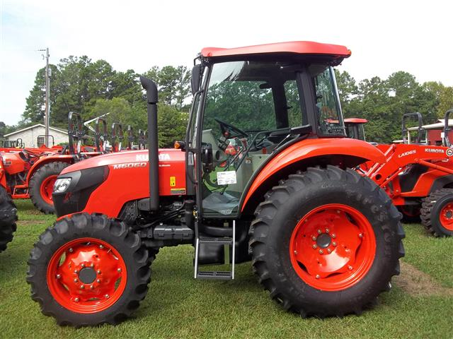 New Kubota M6060HFC Tractor