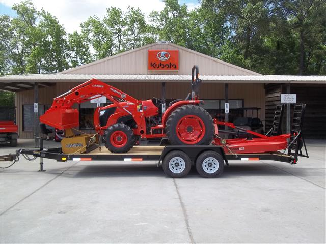 New Kubota MX5800HST TRACTOR PACKAGE #13