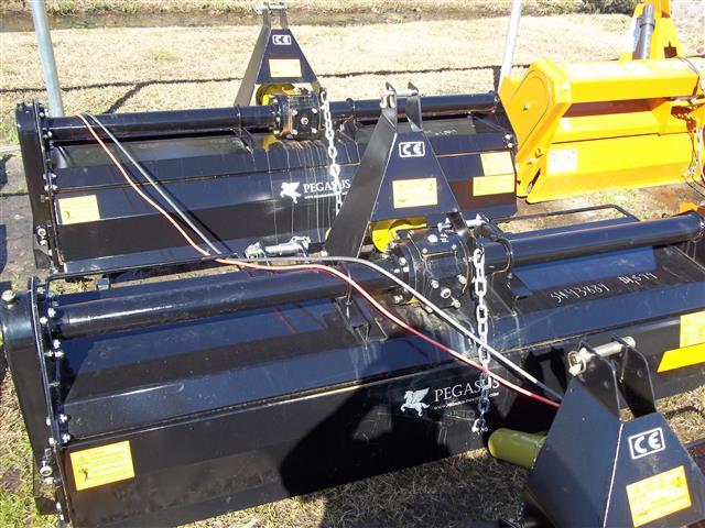 New Pegasus SRT72 Tillers Steen Equipment