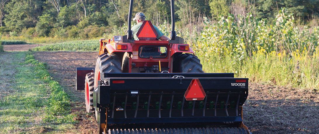Woods Precision Seeders