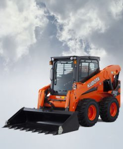 New Kubota SSV75 Skid Steer Loader