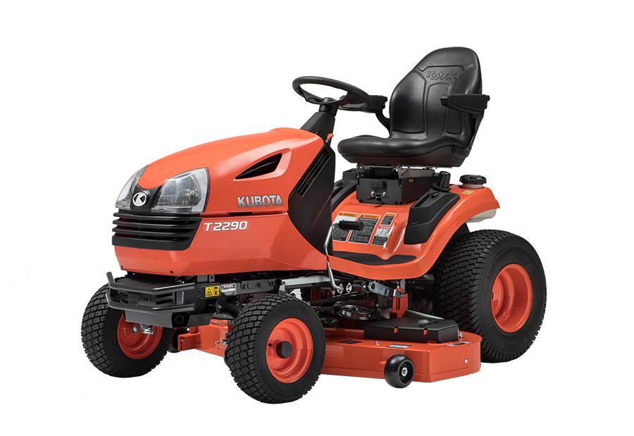 New Kubota T2290kw 42 Mower Steen Enterprises