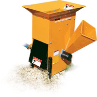 New Woods 5000 Chippers-Shredders