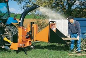 New Woods 8000 Chippers-Shredders