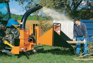 New Woods 8100 Chippers-Shredders