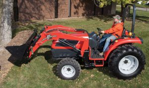 New Woods LC114 Loader