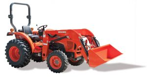 New Woods LS96R Loader