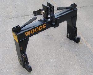 New Woods TQH1 Quick Hitch