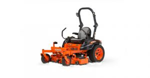New Kubota Z411KW-48 Mower