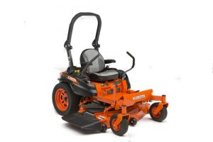 New Kubota Z421KW-54 Mower