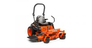 New Kubota Z421KWT-60 Mower