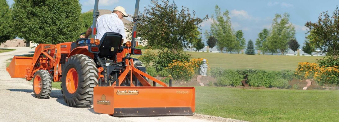 New Land Pride Equipment | Steen Enterprises